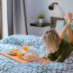 La verdad sobre las fotos de desayuno en la cama