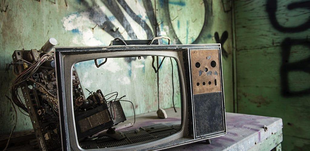 Anuncios de televisores